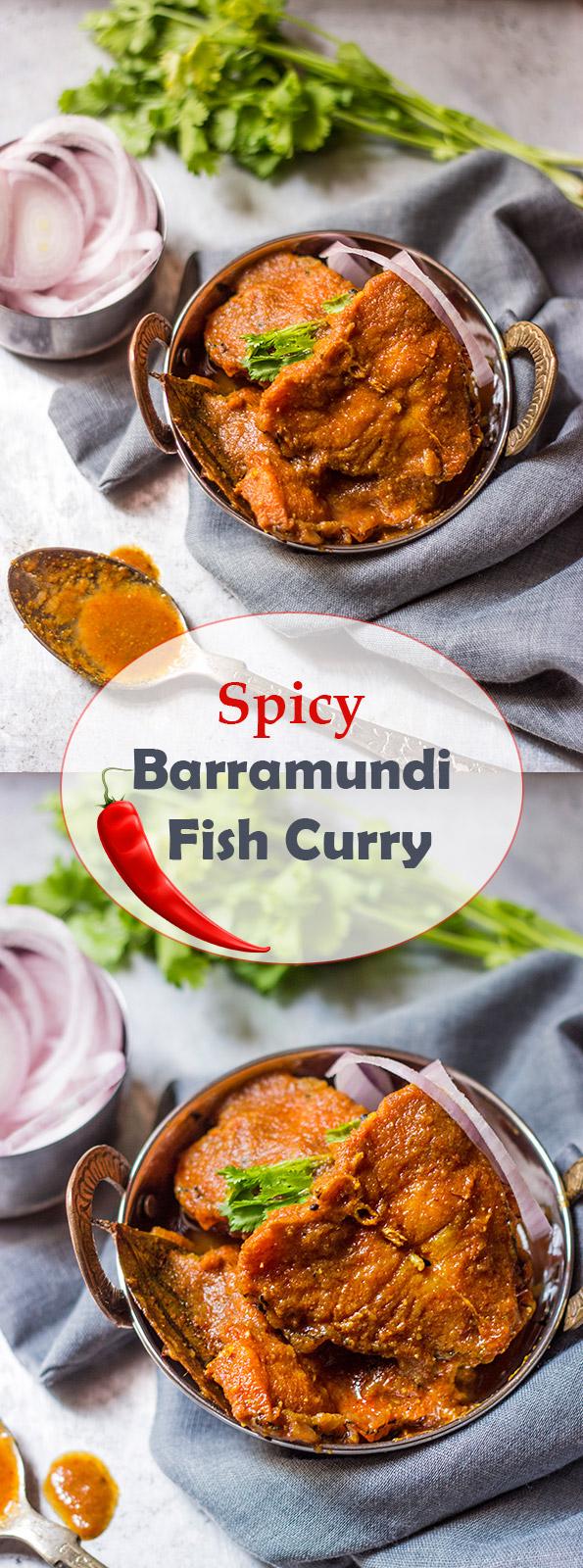 Bhetki Mach Er Kalia Spicy Barramundi Fish Curry Not Out Of The Box