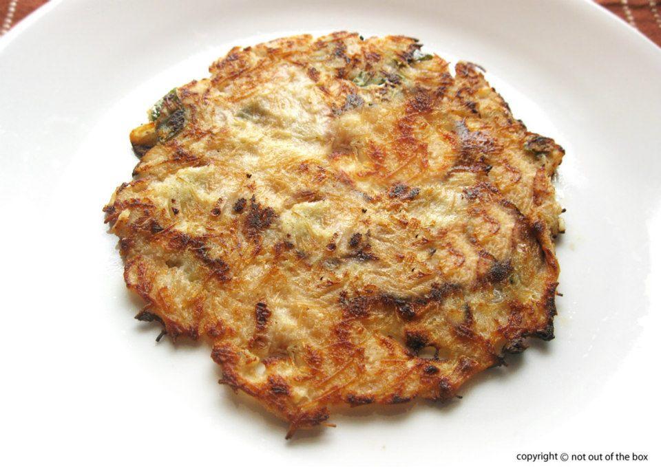 Semiya Pancake/Vermicelli Pancake