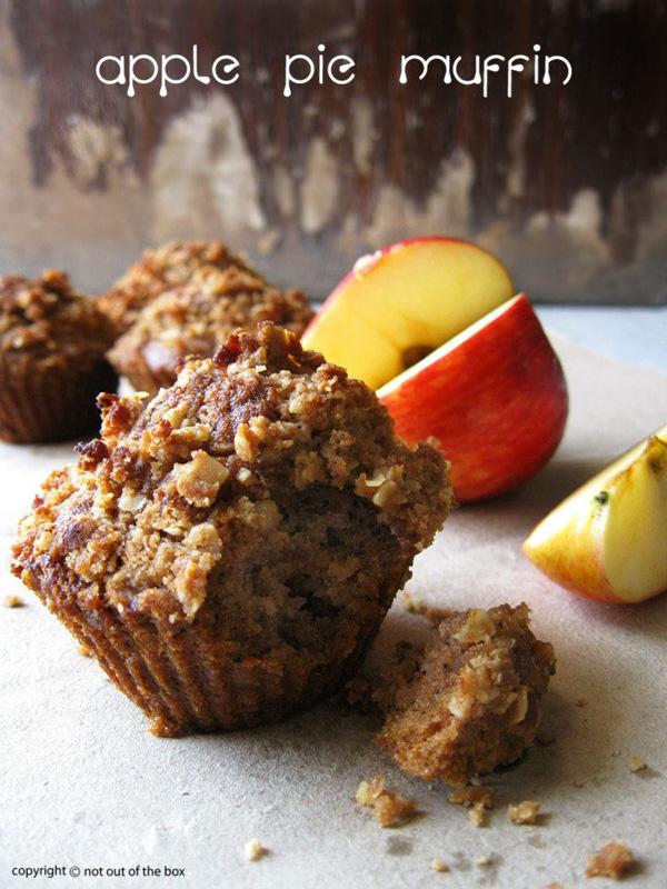 Apple Pie Muffin
