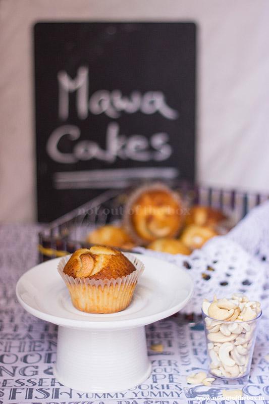 Mawa Cakes- bakery style