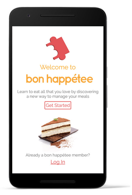bon happétee App: Your Daily Nutrition Guide- a review