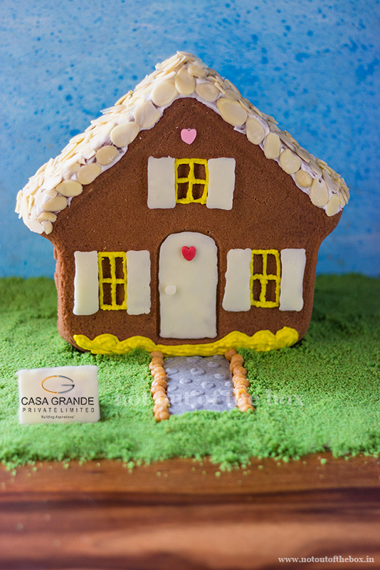 Home Butter Cake- Dream comes true with Casa Grande