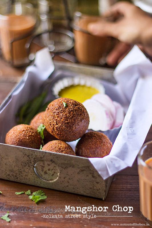 Mangshor Chop/Mutton Croquettes