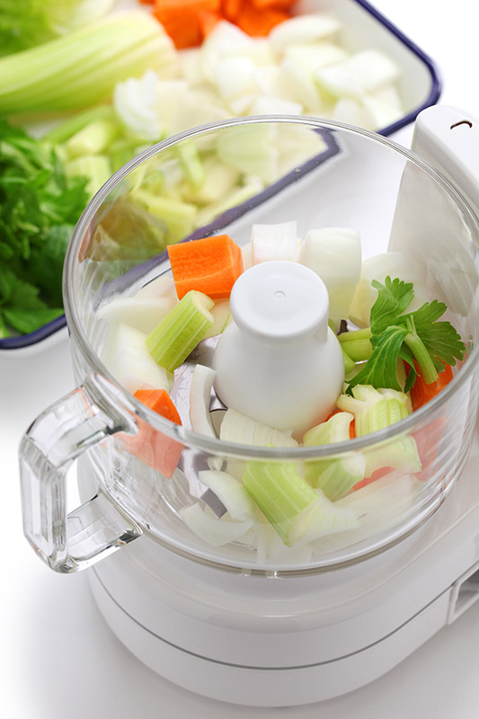 How to choose the right food processor?