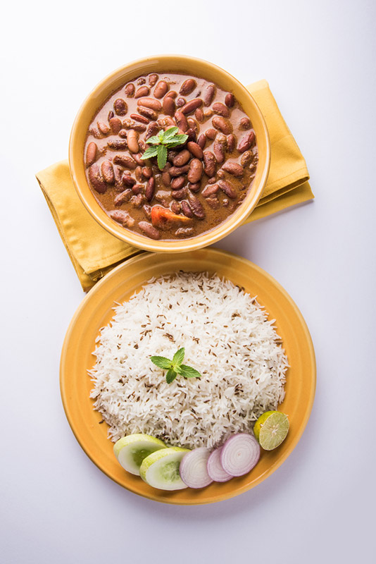 8 ultimate places to eat Rajma Chawal in Delhi